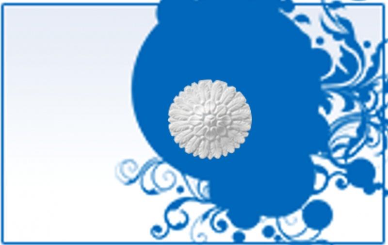 Decorative Rosette R3