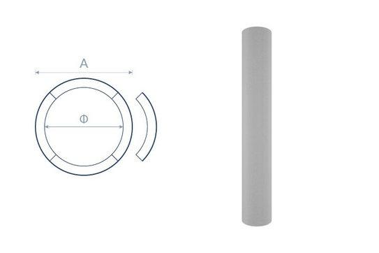 Smooth Column Core