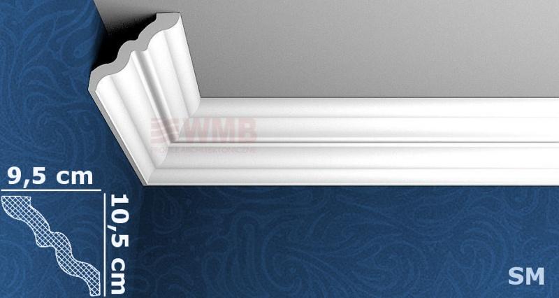 SM styrofoam Coving