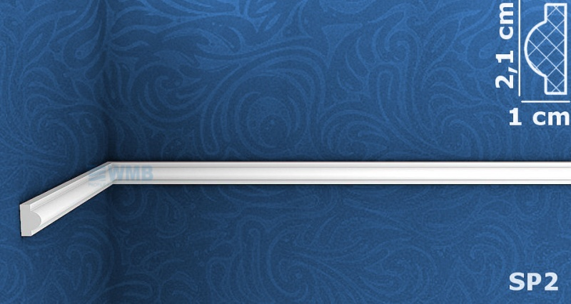 Wall Moulding NMC Arstyl SP2