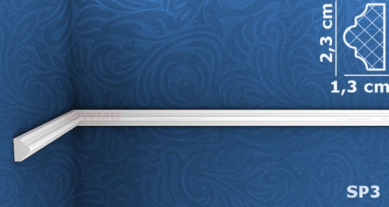 Wall Moulding NMC Arstyl SP3