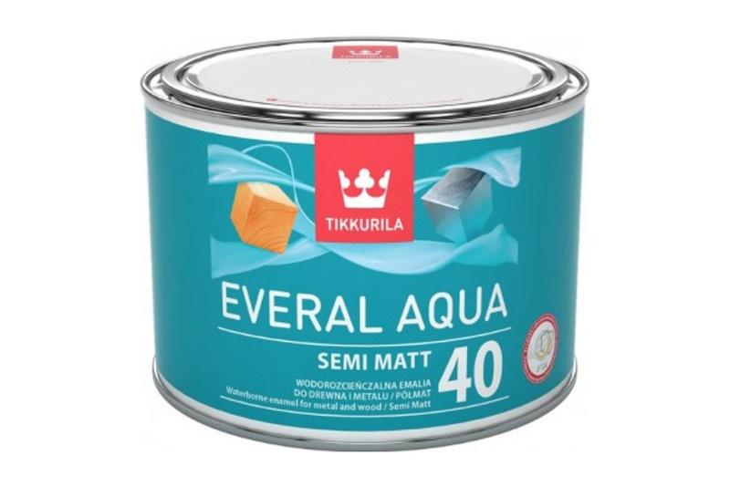 Tikkurila Everal Aqua 2,7 L
