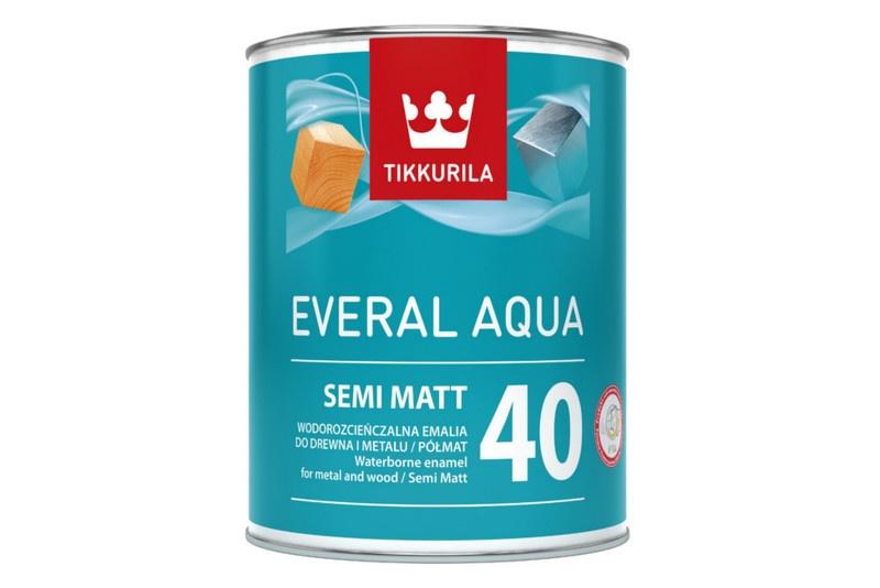 Tikkurila Everal Aqua 0,9 L