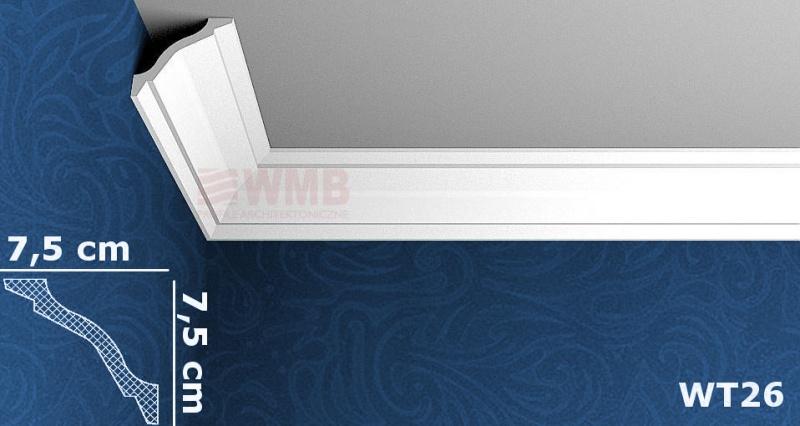 Ceiling NMC Wallstyl WT26