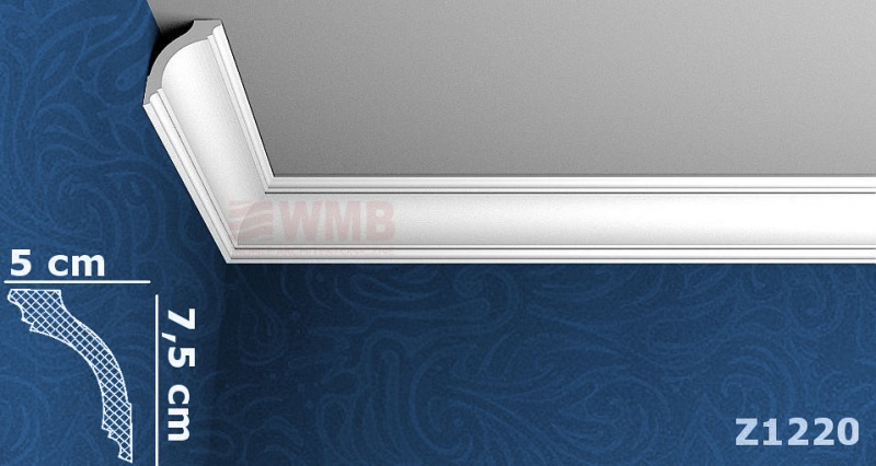 ceiling nmc arstyl z1220 exterior molding profiles wmb. Black Bedroom Furniture Sets. Home Design Ideas
