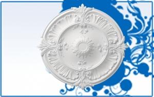 Wizualizacja produktu Decorative Rosette R24