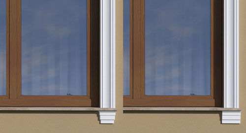 Wizualizacja produktu Under the Windowconsole KP1