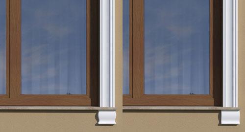 Wizualizacja produktu Under the Windowconsole KP2