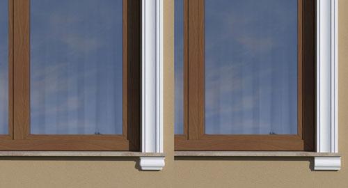Wizualizacja produktu Under the Windowconsole KP4