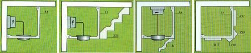 Wizualizacja produktu Ceiling NMC Arstyl L4