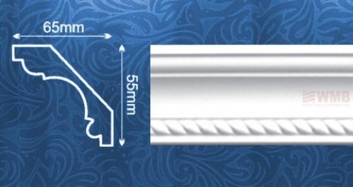 Wizualizacja produktu Ceiling Molding MDA005
