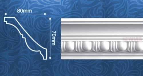 Wizualizacja produktu Deckenleiste MDA008