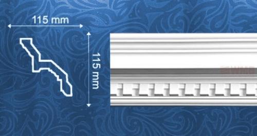 Wizualizacja produktu Ceiling Molding MDA046