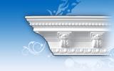 Wizualizacja produktu Listwa sufitowa MDA067