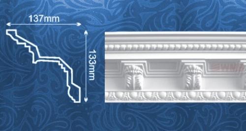 Wizualizacja produktu Ceiling Molding MDA067