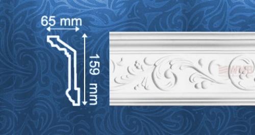 Wizualizacja produktu Listwa sufitowa MDA072