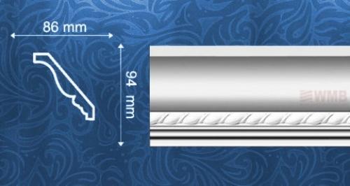 Wizualizacja produktu Deckenleiste MDA082