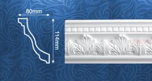 Wizualizacja produktu Ceiling Molding MDA098