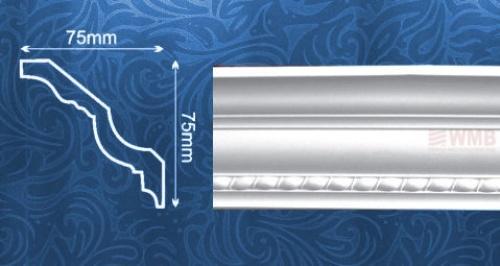 Wizualizacja produktu Ceiling Molding MDA106