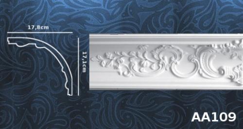 Wizualizacja produktu Ceiling Molding MDA109
