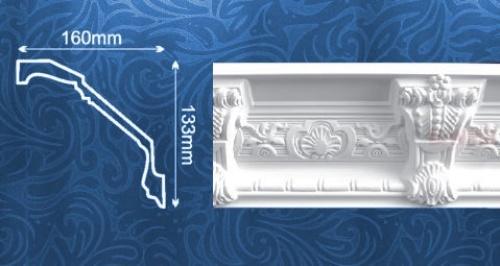 Wizualizacja produktu Ceiling Molding MDA138