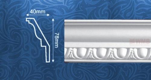 Wizualizacja produktu Listwa sufitowa MDA212