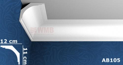 Wizualizacja produktu Ceiling Molding MDB105