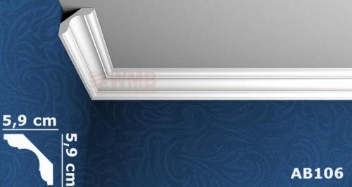 Wizualizacja produktu Ceiling Molding MDB106