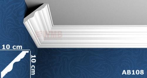 Wizualizacja produktu Ceiling Molding MDB108F
