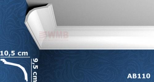 Wizualizacja produktu Ceiling Molding MDB110
