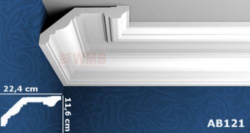 Wizualizacja produktu Ceiling Molding MDB121