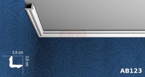 Wizualizacja produktu Ceiling Molding MDB123
