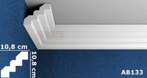Wizualizacja produktu Listwa sufitowa MDB133