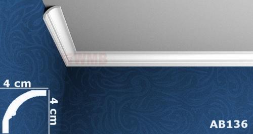 Wizualizacja produktu Ceiling Molding MDB136