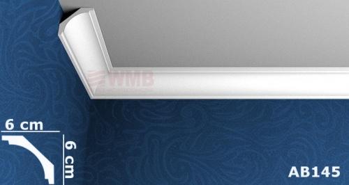 Wizualizacja produktu Ceiling Molding MDB145