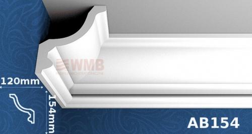 Wizualizacja produktu Ceiling Molding MDB154