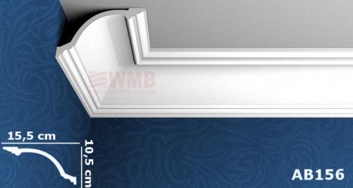 Wizualizacja produktu Ceiling Molding MDB156