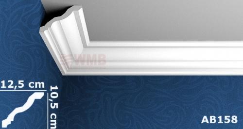 Wizualizacja produktu Ceiling Molding MDB158