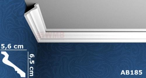 Wizualizacja produktu Ceiling Molding MDB185