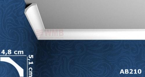Wizualizacja produktu Ceiling Molding MDB210