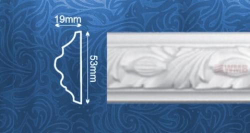 Wizualizacja produktu Listwa naścienna MDC258F