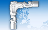 Wizualizacja produktu Corner MDD332-11