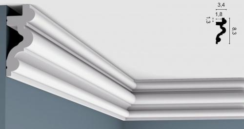 Wizualizacja produktu Faseta oświetleniowa C324