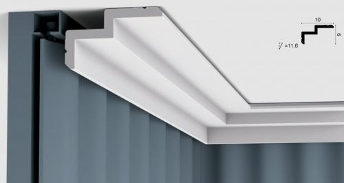 Wizualizacja produktu Faseta oświetleniowa C390