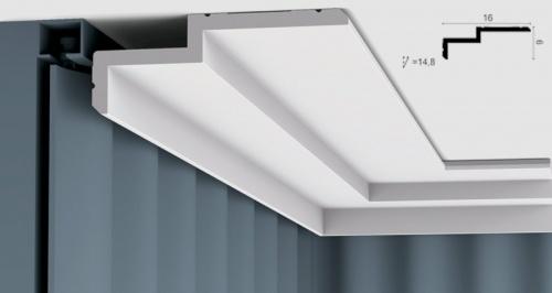 Wizualizacja produktu Faseta oświetleniowa C391