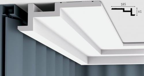 Wizualizacja produktu Faseta oświetleniowa C396
