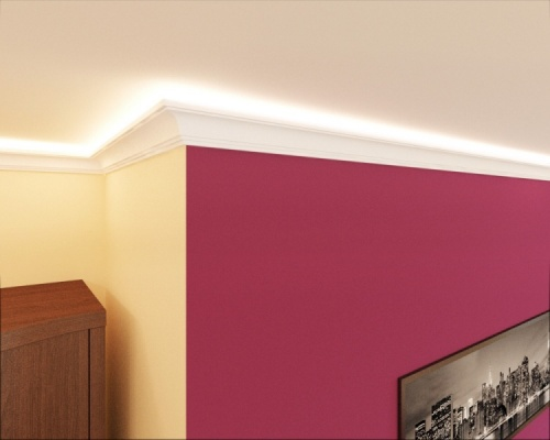 Wizualizacja produktu Light Molding FAO12