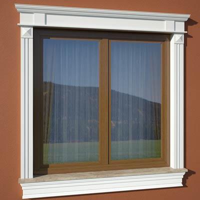 Wizualizacja produktu Window Cornice GO1