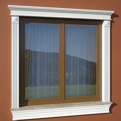 Window Cornices Exterior Molding Profiles WMB Manufacturer Of Molding Pro