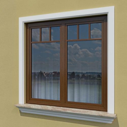 Wizualizacja produktu Fassadenleiste L22